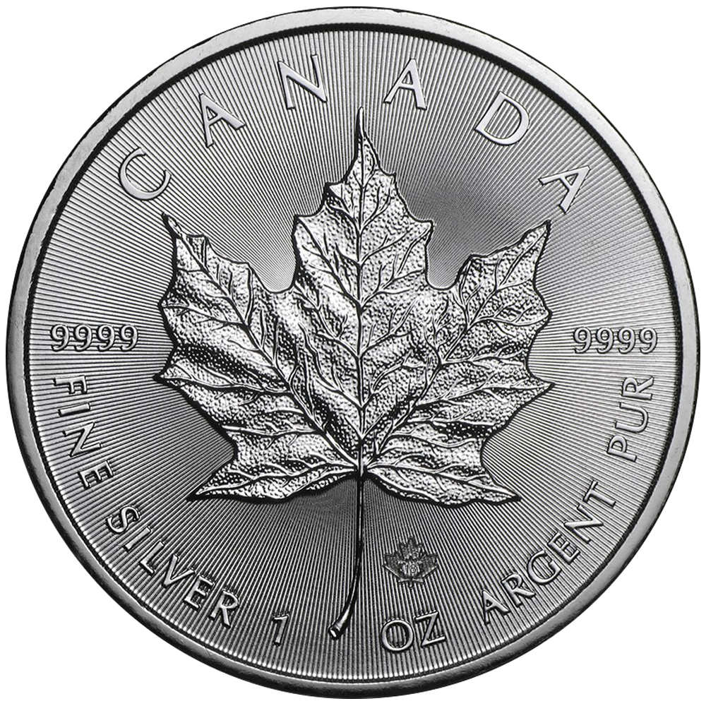 Maple Leaf Argent